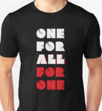 """My Hero Academia® - """"One For All VS All For One"""" T-Shirt & Memorabilia T-Shirt"""
