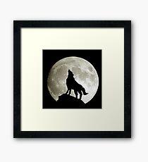 Game Thrones Wolf Stark 3 Framed Print