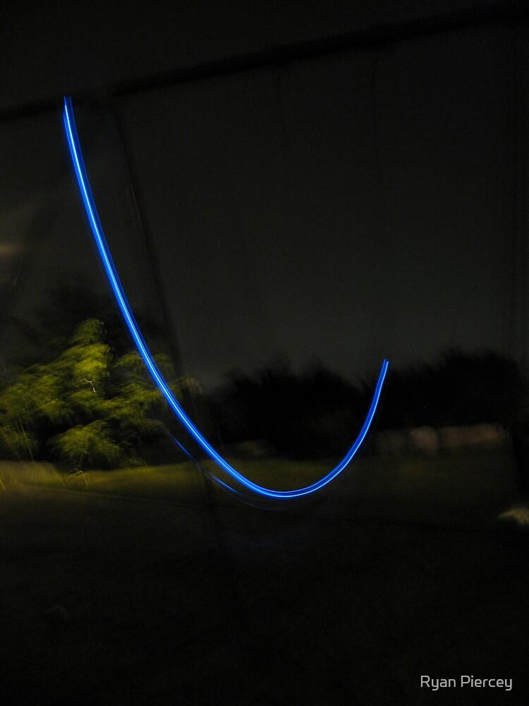 Blue Streak by Ryan Piercey
