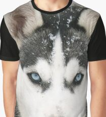 Game Thrones Wolf Stark 2 Graphic T-Shirt