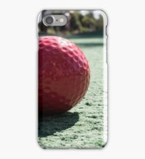To the Green iPhone Case/Skin