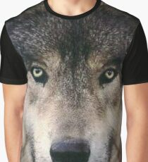 Game Thrones Wolf Stark 4 Graphic T-Shirt