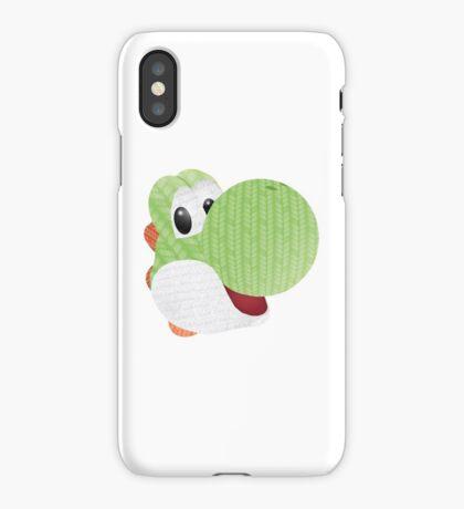 Yarn Yoshi iPhone Case/Skin