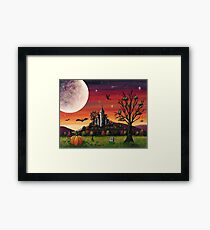 The Magical Hour Framed Print