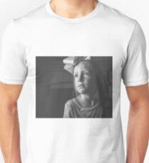 Black And White Living Room Test Headshot T-Shirt