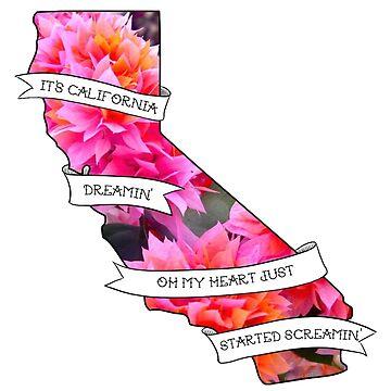 Kalifornien Dreamin ' von retr0babe
