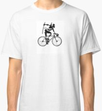 Attack of the Bicycle Ninja Classic T-Shirt