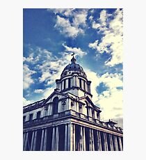 Greenwich Filtered Photographic Print