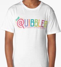 The Quibbler Logo Long T-Shirt