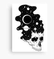 Space Brains Canvas Print