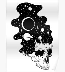 Space Brains Poster