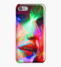 Time Travelers Are We iPhone Case/Skin