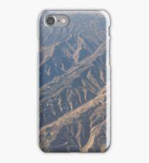 The Desolate Plateau iPhone Case/Skin