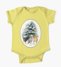 Chihuahua Trio Christmas Gifts Kids Clothes