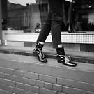 These Boots....sure do shine! by Clare Colins