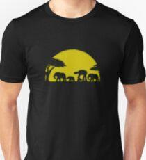 Elephant Train T-Shirt