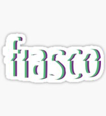 fiasco Logo Sticker