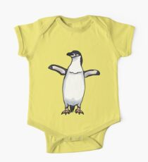 Chinstrap Penguin Kids Clothes