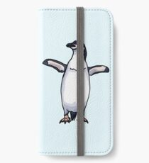 Chinstrap Penguin iPhone Wallet/Case/Skin