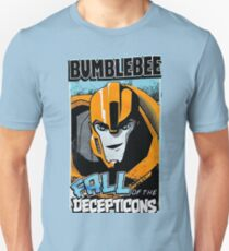 the bumblebee fall decepticons T-Shirt