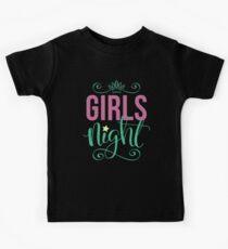 Girls Night Kids Clothes