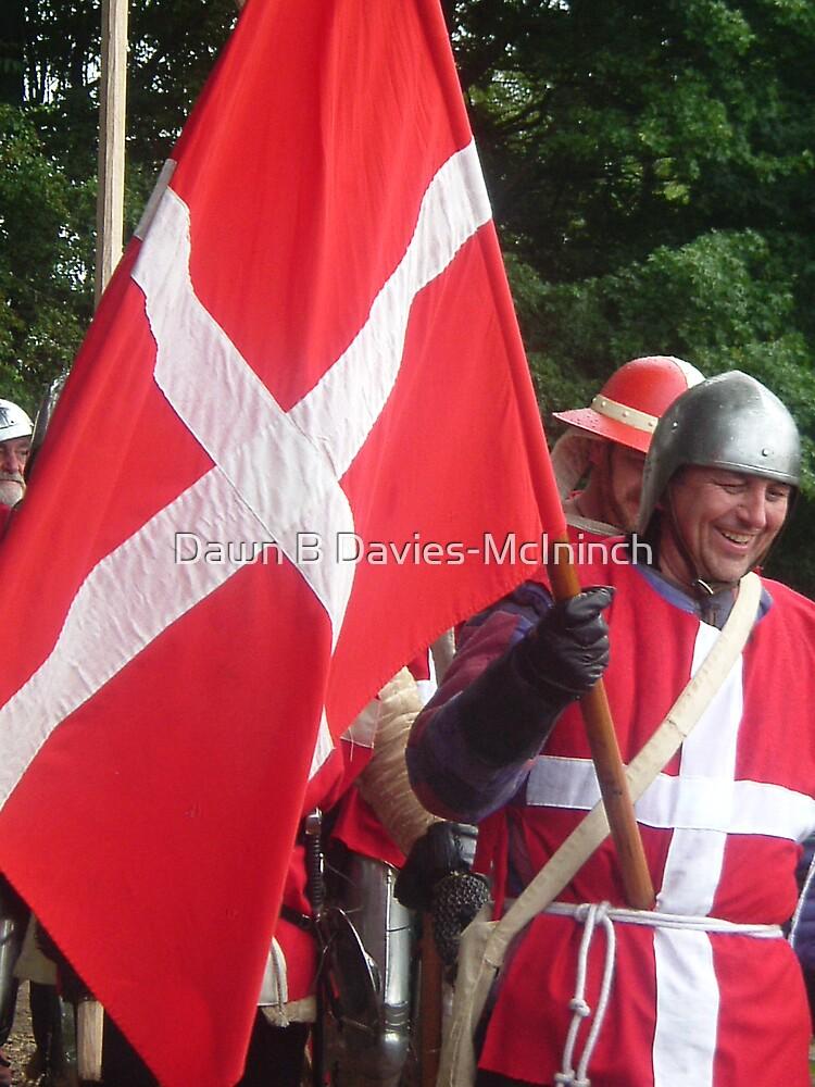 Battle Of Tewksbury, UK  1471 by Dawn B Davies-McIninch