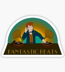 Fantastic Beats Sticker