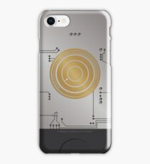 Rogue One Data Disk - iPhone iPhone Case/Skin