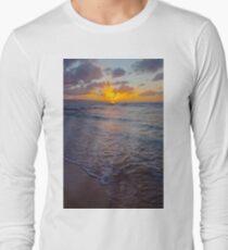 North Shore Sunset Long Sleeve T-Shirt
