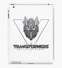 the last knight Transformers iPad Case/Skin