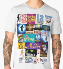 Broadway Musicals Men's Premium T-Shirt