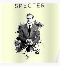 Harvey Specter Poster