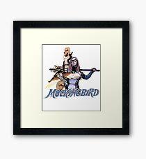 Mockingbird - Comics Framed Print