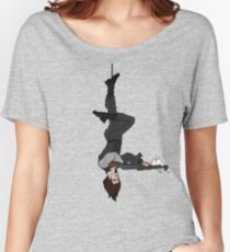 Two Birds With One Stan Women's Relaxed Fit T-Shirt