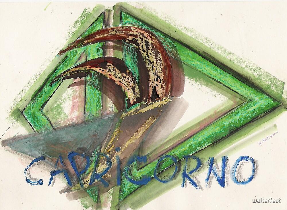 capricorn by walterfest