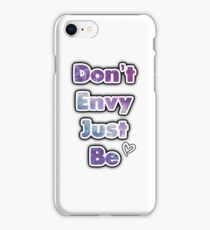 LMBGWolf Merchandise iPhone Case/Skin