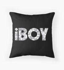 iboy Throw Pillow