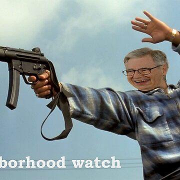 Neighborhood Watch  by alaskanpirate