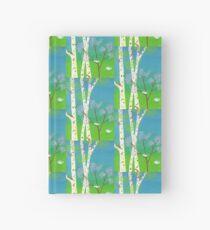 Trees In Bloom Hardcover Journal