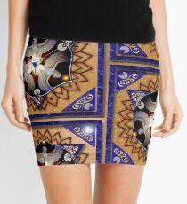 Lady Isis Mandala Mini Skirt