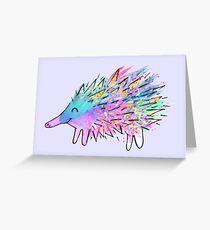 Echidna - Echid You Not Greeting Card