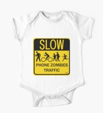 Phone Zombies Traffic Kids Clothes