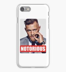 Notorious Conor McGregor iPhone Case/Skin