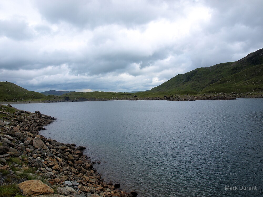 Llyn Llydaw by Mark Durant