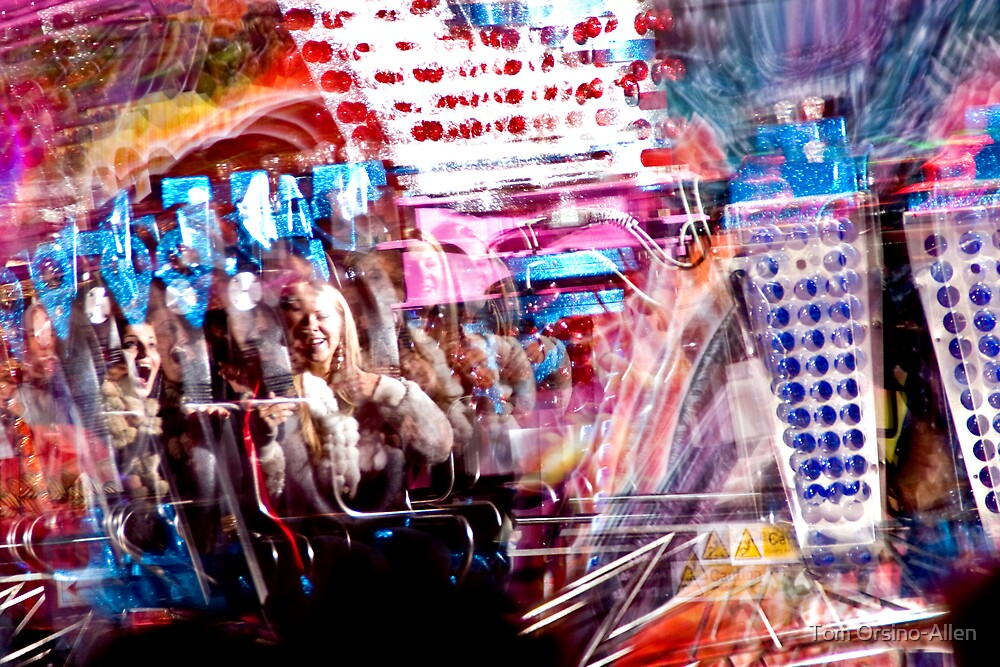 Neon Fun by Tom Allen