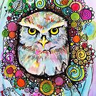 Willow the Owl by Michelle Potter