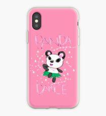 Panda Dance iPhone Case