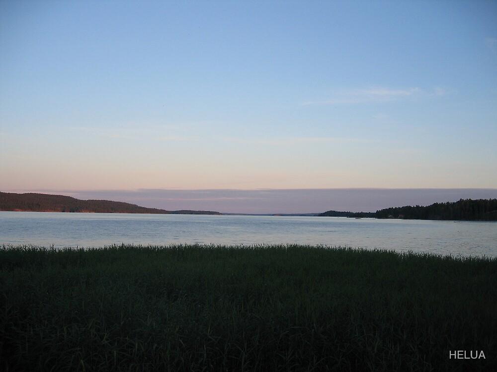 Lake Foxen by HELUA