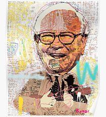 my favorite/Warren Edward Buffett Poster