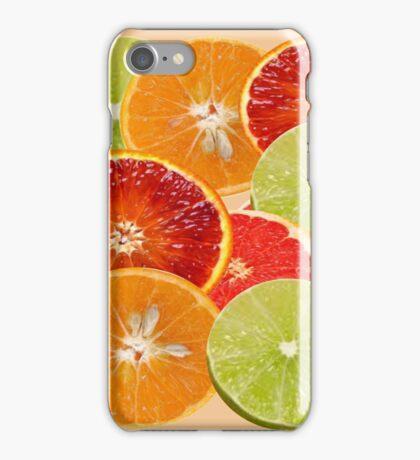 Citrus Fruits {544 Views} iPhone Case/Skin
